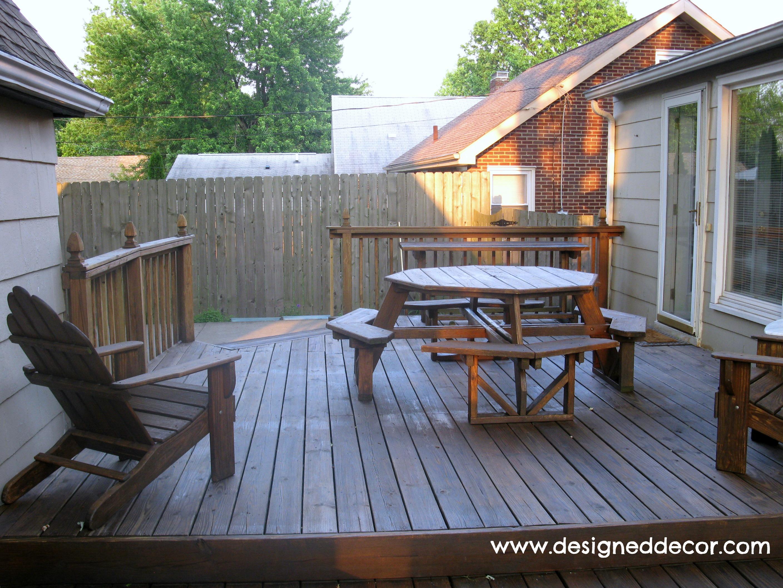 Transforming The Deck Designeddecor