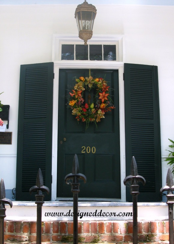 Doorways of Natchez