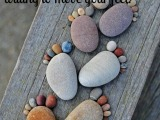 Food for Thought Friday –Footprints!