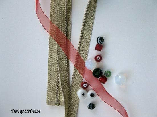 Supplies Zipper Tree