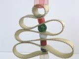 Zippered Christmas TreeOrnament!