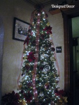 The Pretty Christmas Tree!