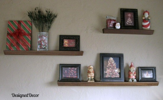 Christmas Mantle 2012