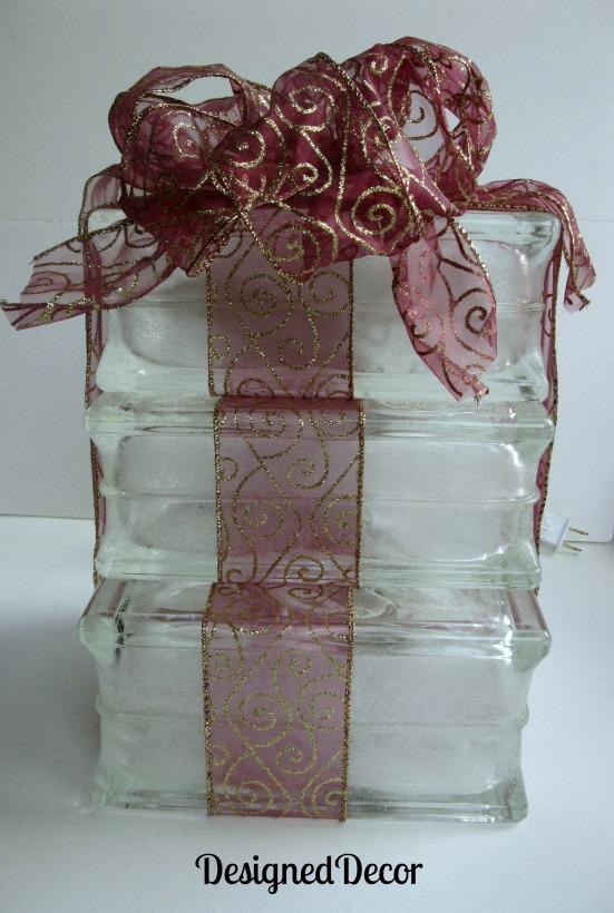 Lighted Glass Block