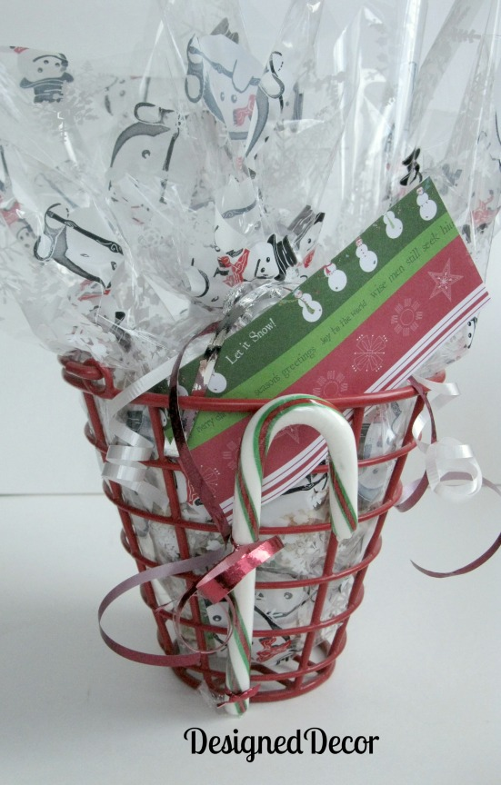 Food gift wrapping 017