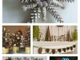 One Item Wednesday- Pine Cones!